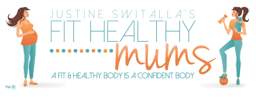 Fit Healthy Mums logo
